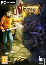 Cover UnEpic