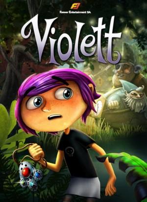 Cover Violett Remastered