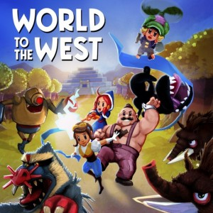 Cover World to the West