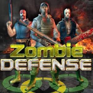 Cover Zombie Defense