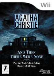 Cover Agatha Christie: And Then There Were None