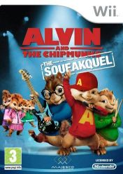 Cover Alvin and the Chipmunks: The Squeakquel