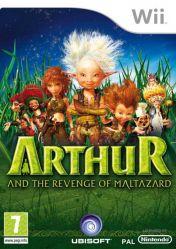 Cover Arthur and the Revenge of Maltazard