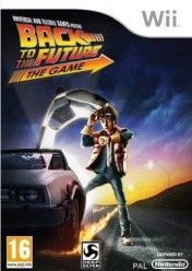 Cover Back to the Future: The Game (Wii)
