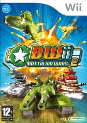 Cover Battalion Wars 2
