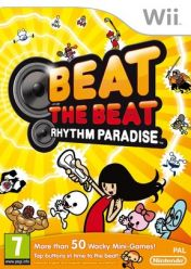 Cover Beat the Beat: Rhythm Paradise (Wii)