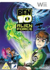 Cover Ben 10: Alien Force
