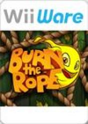 Cover Burn the Rope (Wii)