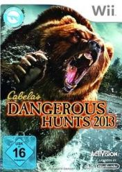 Cover Cabela's Dangerous Hunts 2013