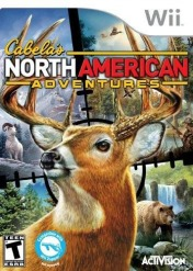 Cover Cabela's North American Adventures