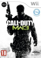 Cover Call of Duty: Modern Warfare 3 (Wii)