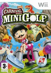 Cover Carnival Games: Mini-Golf