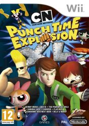 Cover Cartoon Network: Punch Time Explosion XL