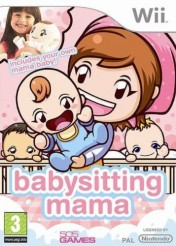 Cover Cooking Mama World: Babysitting Mama