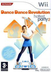 Cover Dance Dance Revolution: Hottest Party 2