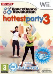 Cover Dance Dance Revolution: Hottest Party 3