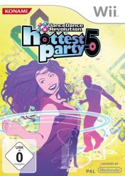 Cover Dance Dance Revolution: Hottest Party 5