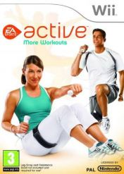 Cover EA Sports Active More Workouts