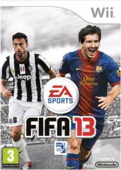Cover FIFA 13 (Wii)