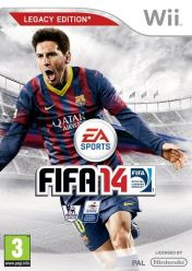 Cover FIFA 14 (Wii)