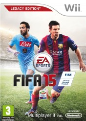 Cover FIFA 15 (Wii)