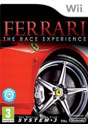 Cover Ferrari: The Race Experience