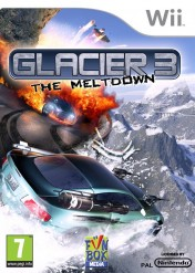 Cover Glacier 3 The Meltdown