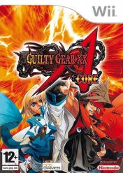 Cover Guilty Gear XX Accent Core