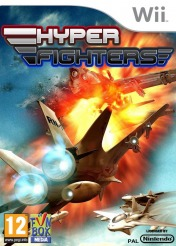 Cover Hyper Fighters
