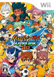 Cover Inazuma Eleven Go: Strikers 2013