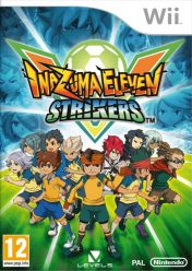 Cover Inazuma Eleven Strikers