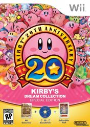 Cover Kirby's Dream Collection