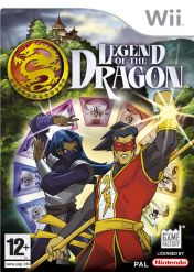 Cover Legend of the Dragon