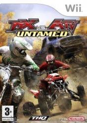 Cover MX vs. ATV Untamed