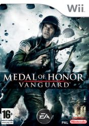 Cover Medal of Honor: Vanguard