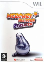Cover Mercury Meltdown Revolution