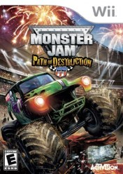 Cover Monster Jam: Path of Destruction
