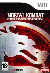 Cover Mortal Kombat: Armageddon