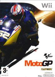 Cover MotoGP 08 (Wii)