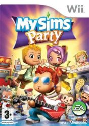 Cover MySims Party