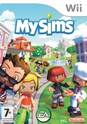 Cover MySims (Wii)