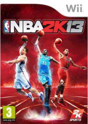 Cover NBA 2K13