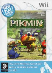 Cover New Play Control! Pikmin