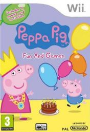 Cover Peppa Pig: Fun and Games