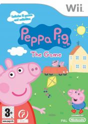 Cover Peppa Pig: The Game