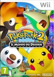 Cover PokéPark 2: Il Mondo dei Desideri (Wii)