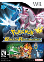 Cover Pokémon Battle Revolution