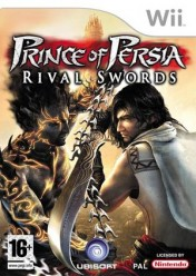 Cover Prince of Persia: Rival Swords