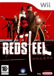 Cover Red Steel