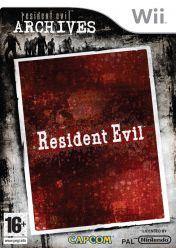 Cover Resident Evil Archives: Resident Evil